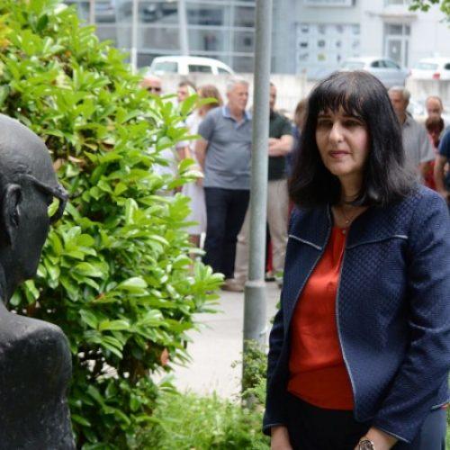 Uposlenici Energoinvesta obilježili godišnjicu smrti Emerika Bluma