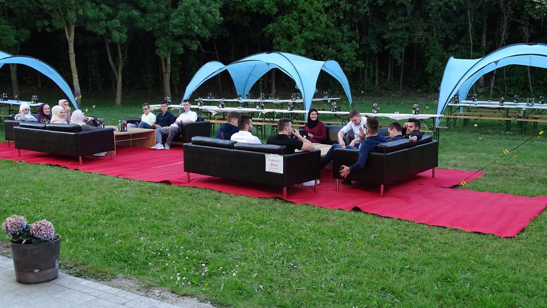 Iftar na Trgu Bošnjaka