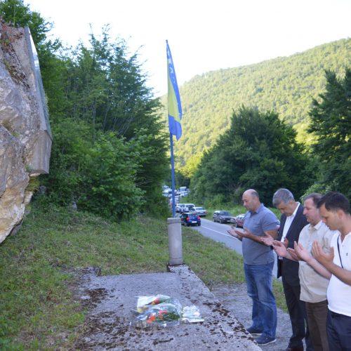 Obilježena godišnjica progona i stradanja Bošnjaka Ljutočke doline