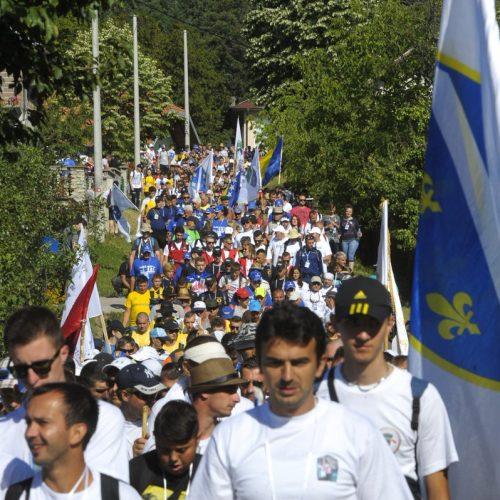 Za Marš mira do danas prijavljeno 2.500 osoba iz cijelog svijeta: Očekuje se učešće više od 5.000