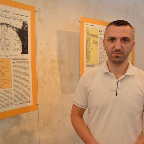 Muzej Hercegovine čuva začuđujuća rješenja neimara Hajrudina za gradnju Starog mosta