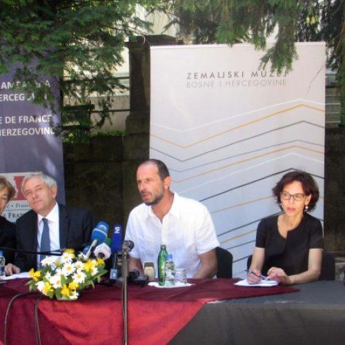 Početak partnerstva Muzeja Louvre i Zemaljskog muzeja Bosne i Hercegovine