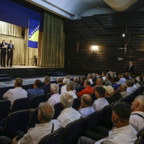 U Sarajevu obilježena 26. godišnjica formiranja Patriotske lige Bosne i Hercegovine