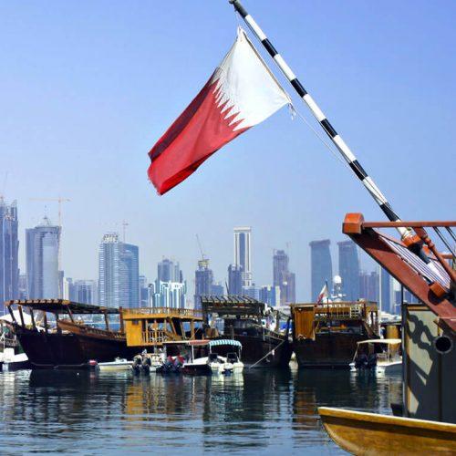 Katar na udaru zbog podrške Palestincima