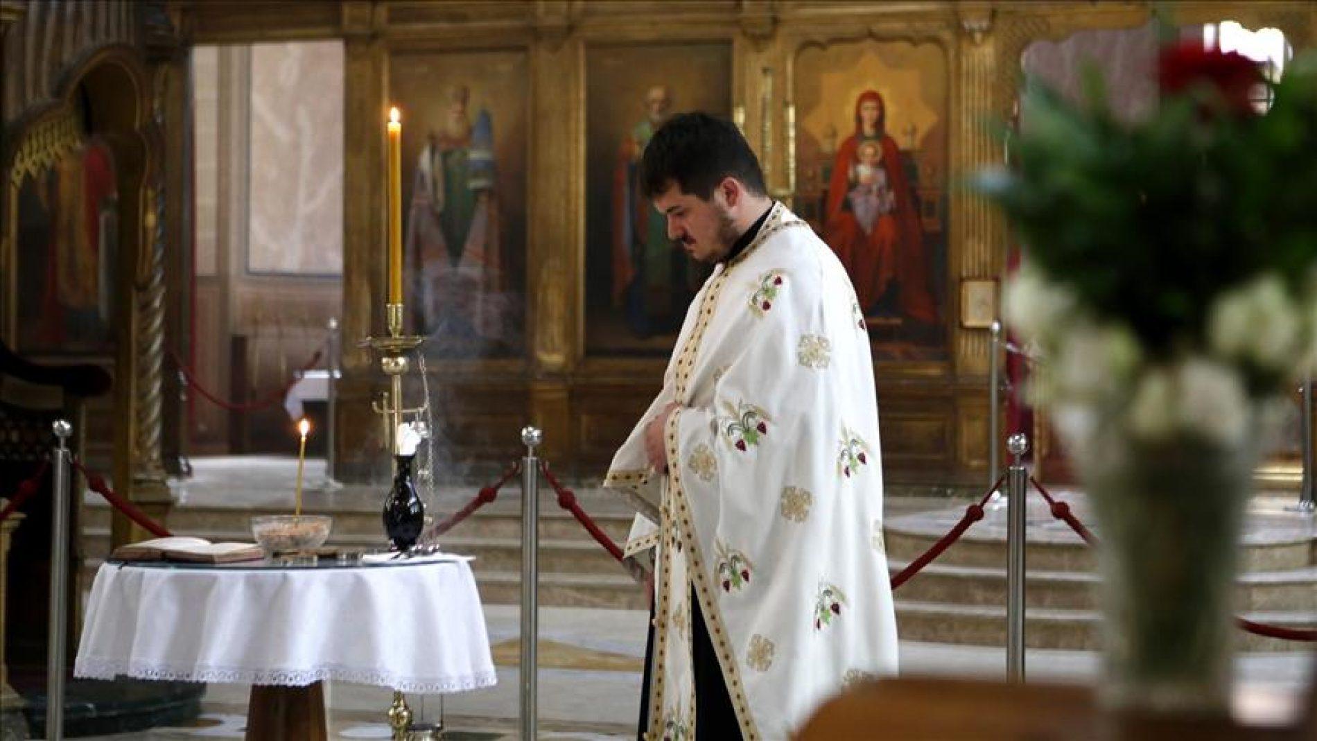 Sarajevo: U Sabornoj crkvi služen parastos za duše poginulih boraca Armije i MUP-a RBiH