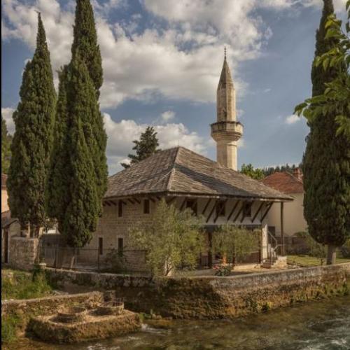 Bosanske džamije oduševile urednike magazina Vogue