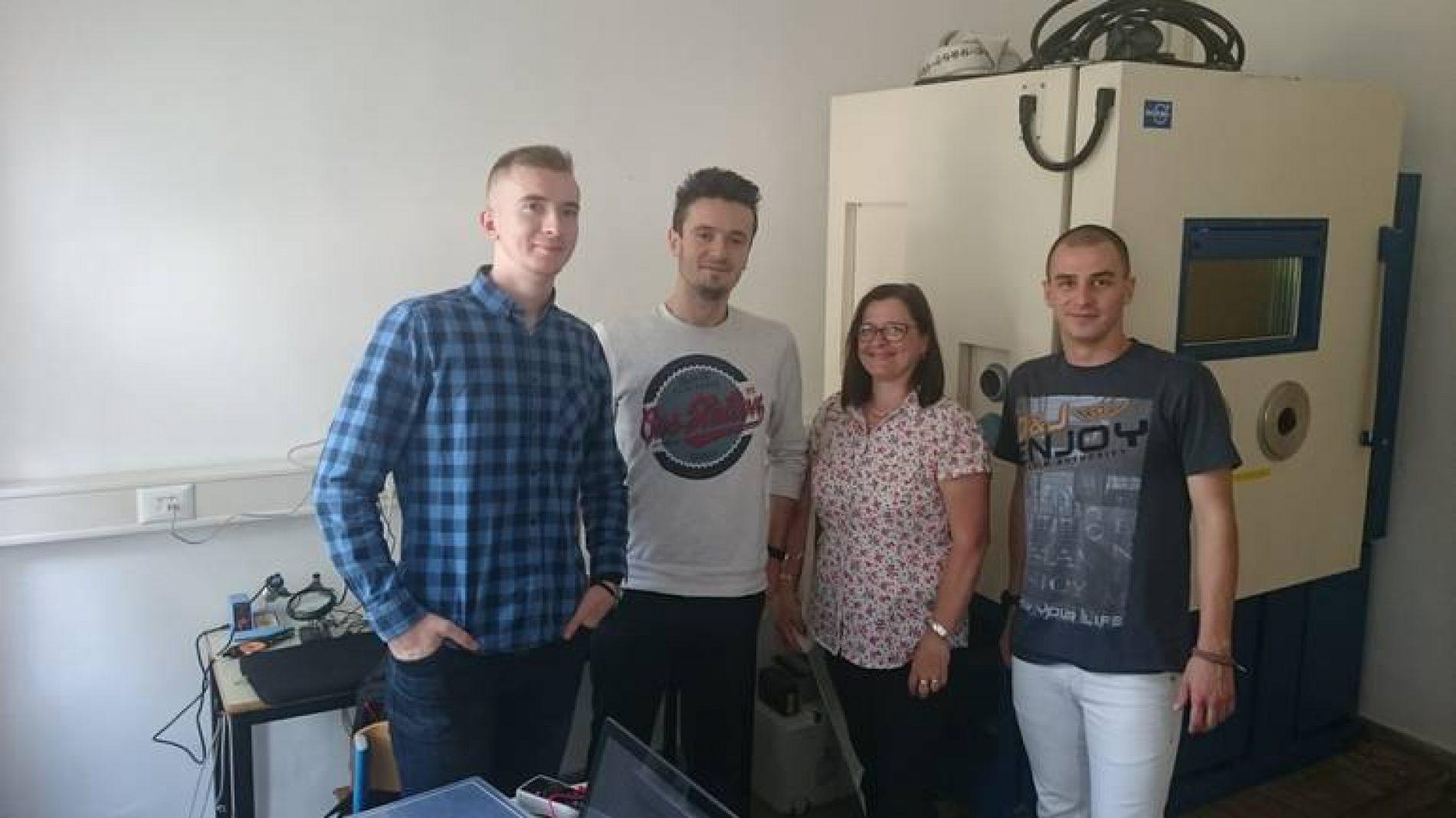 Sarajevski studenti izumili uređaj koji 'čuje' prostor: Plan je da se milionima ljudi omogući da se slobodno kreću