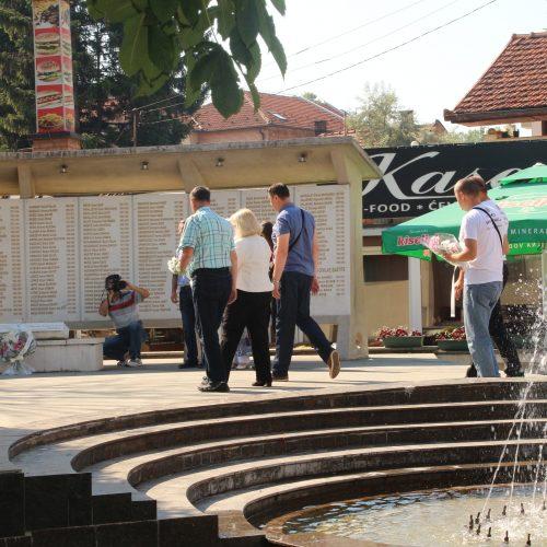 Obilježena 25. godišnjica pogibije Buza Teufika – Tufe