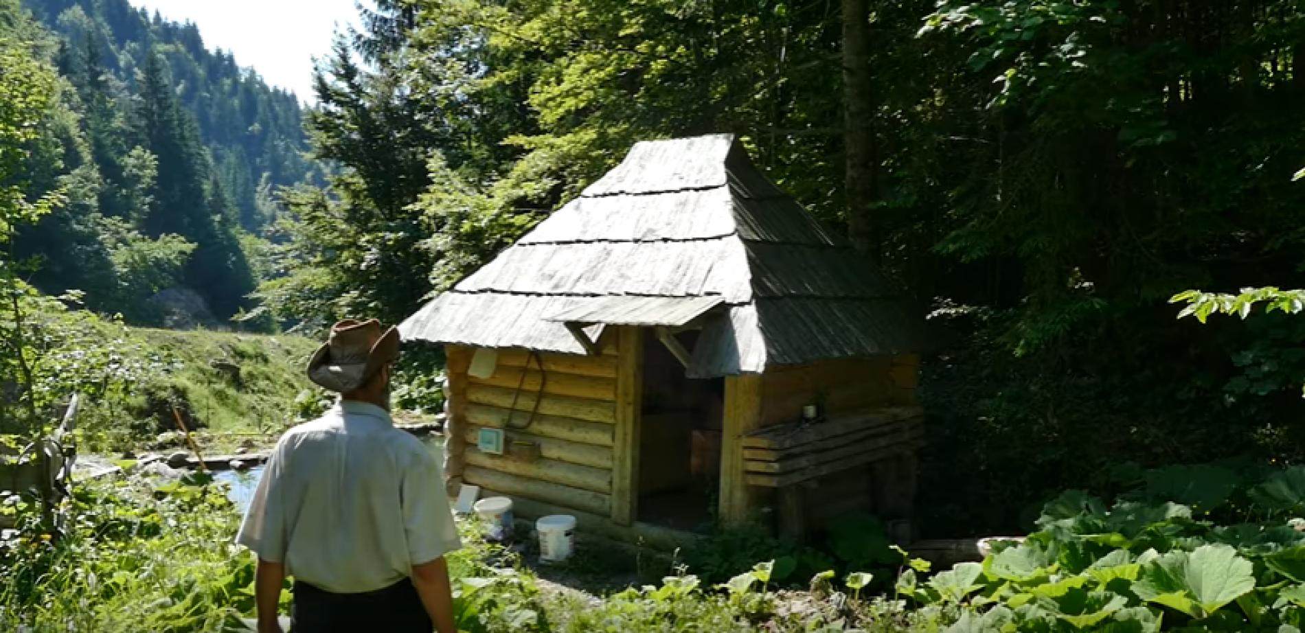 Vlašički Robinzon promovira zdrav život u prirodi (Video)