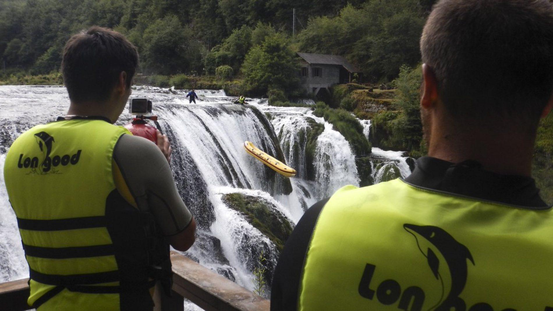 Rafting na Uni, putovanje kroz netaknutu prirodu (VIDEO)