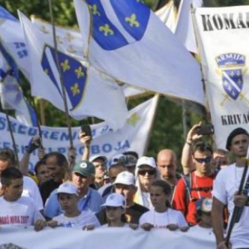 Obilježena 22. godišnjica od ubistva komandanta odbrane Žepe Avde Palića