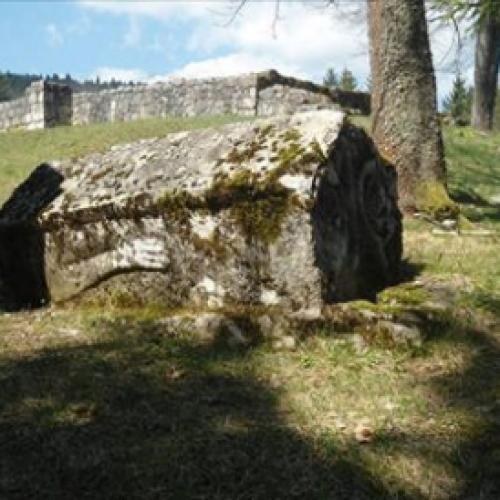 Donji Bakići: Selo na sedam spomenika