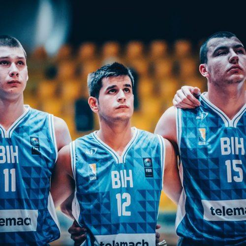 Juniori Bosne i Hercegovine bolji od Francuske na početku Eurobasketa