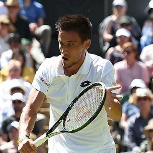Džumhur u 2. kolu najpoznatijeg teniskog turnira: Presretan sam što sam ovakav meč uspio da prikažem na travi