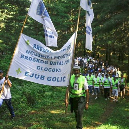 Podrinjski heroj Ejub Golić: Preživio pad helikoptera, Srebreničane vodio na Maršu smrti do slobode