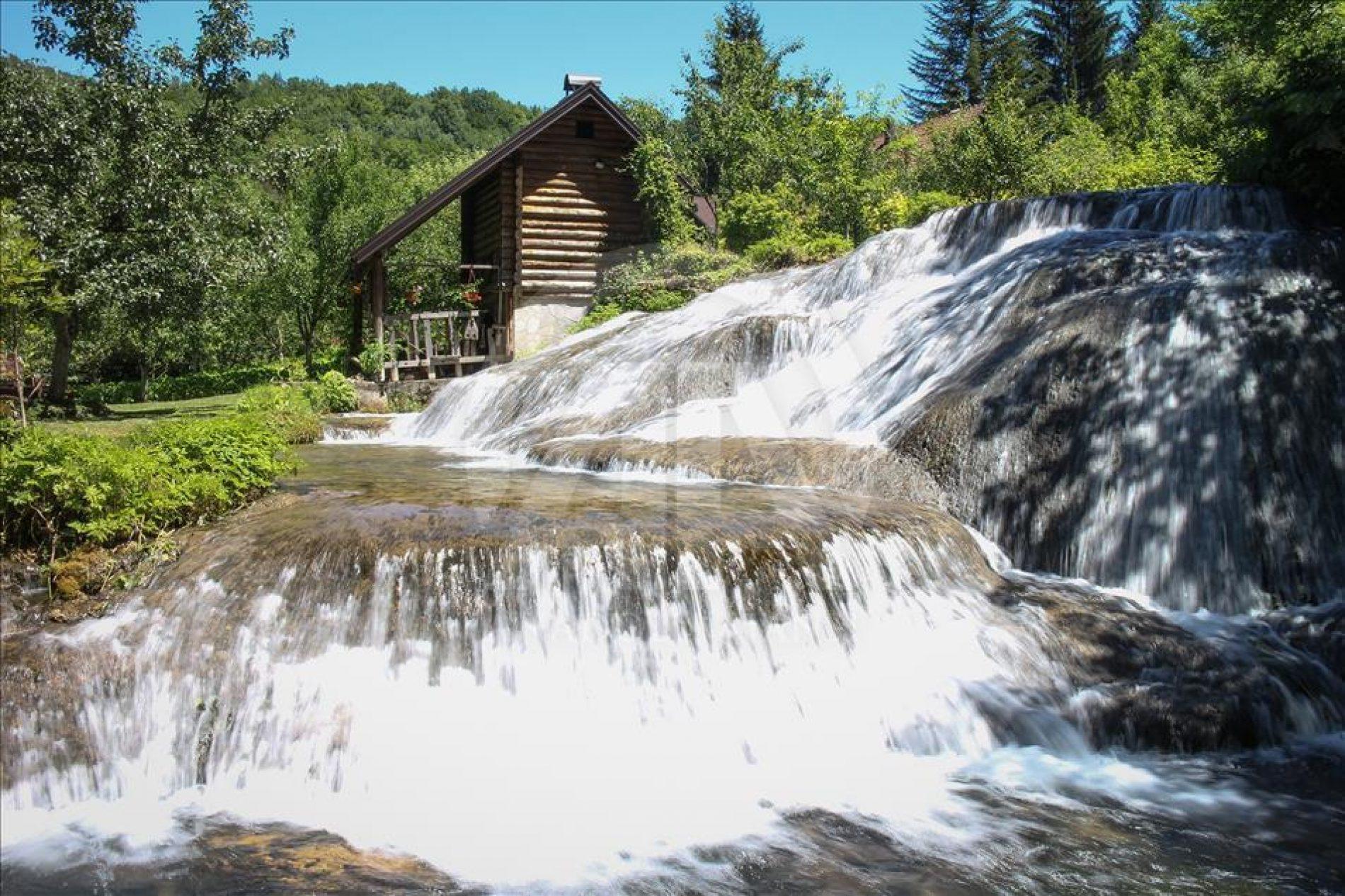 Bosanske ljepote: Izletište na rijeci Janj kod Šipova