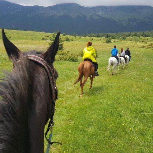 Turisti oduševljeni ponudom Blidinja: Jahanje na konjima kroz netaknutu prirodu