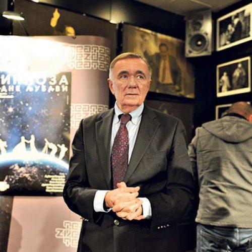 Scenarista i pisac Dušan Kovačević: Srbija više nikad ne smije ratovati, novi rat značio bi nestanak Srbije