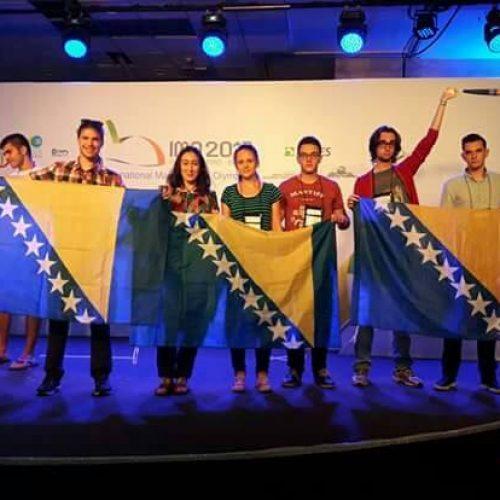 Matematička Olimpijada u Rio de Janeiru: Četiri bronze za bosanskohercegovačke matematičare