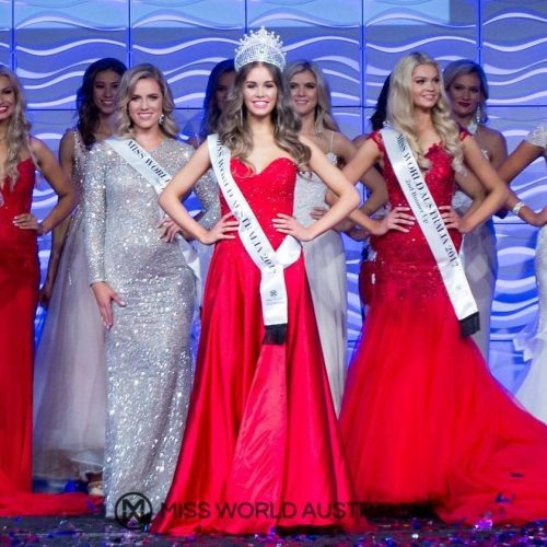 Miss Australije Esma Voloder na meti islamofoba: Svojim odgovorima oduševila javnost