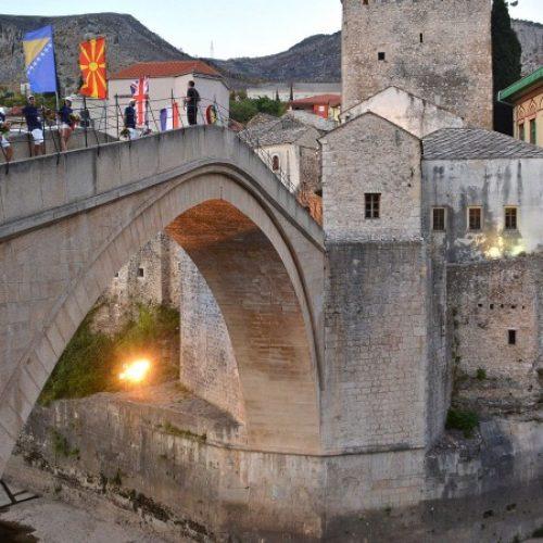 Zvizdić i Zaev potpisali Mostarsku povelju mira