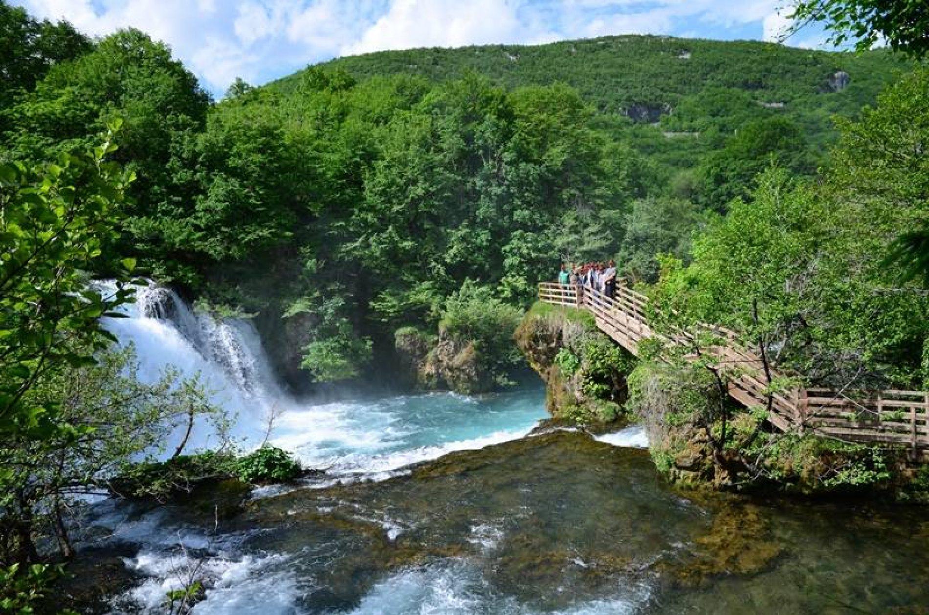 Inicijativa sa Une: Štrbački buk i slapove u Martin Brodu predložiti za upis na Listu prirodne svjetske baštine UNESCO-a