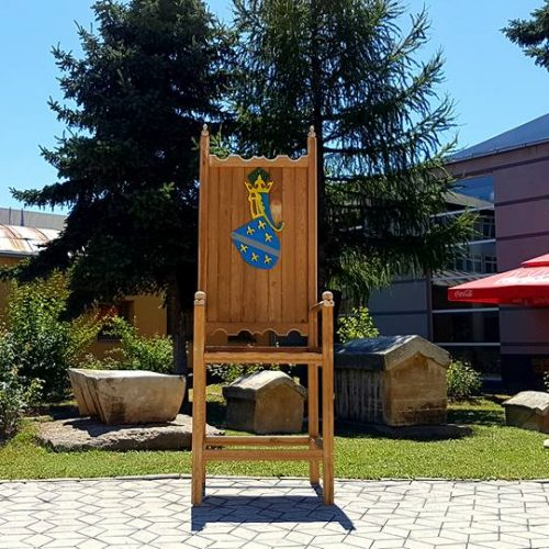 Kakanj: Replika prijestolne stolice bosanskih vladara (Foto)
