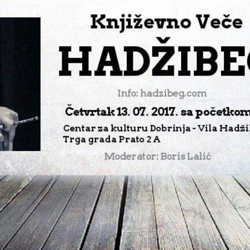 Tersli Hadžibeg iz bosanske mahale vratio književnosti prirodno pravo