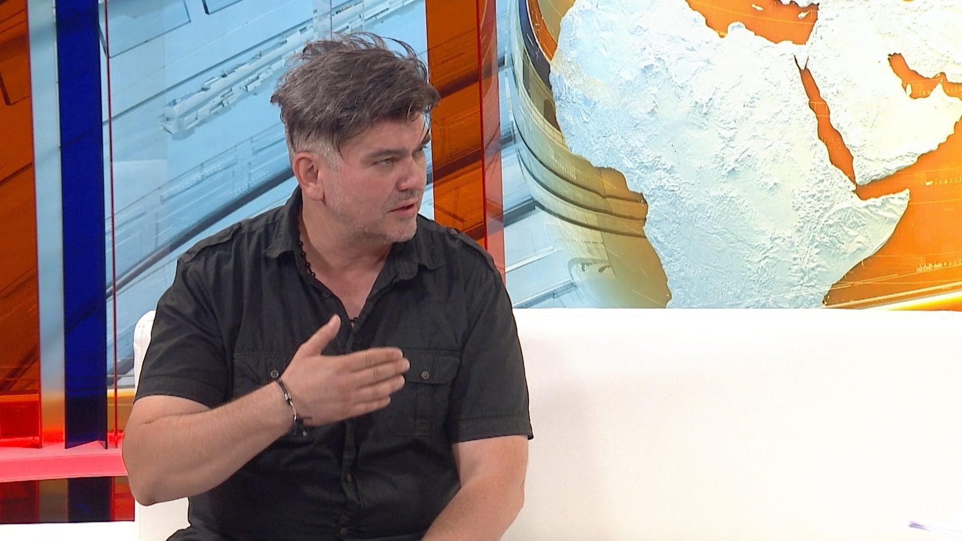 Glumac Aleksandar Seksan: Generalno smo stvarno dobar narod