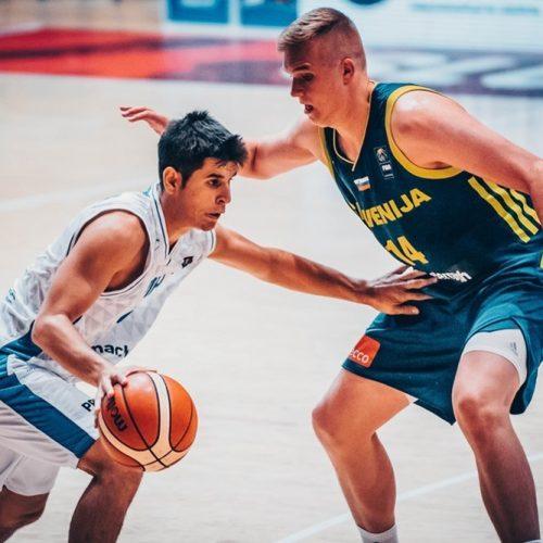 U18 Eurobasket: Bosna pobijedila Sloveniju i izborila četvrtfinale