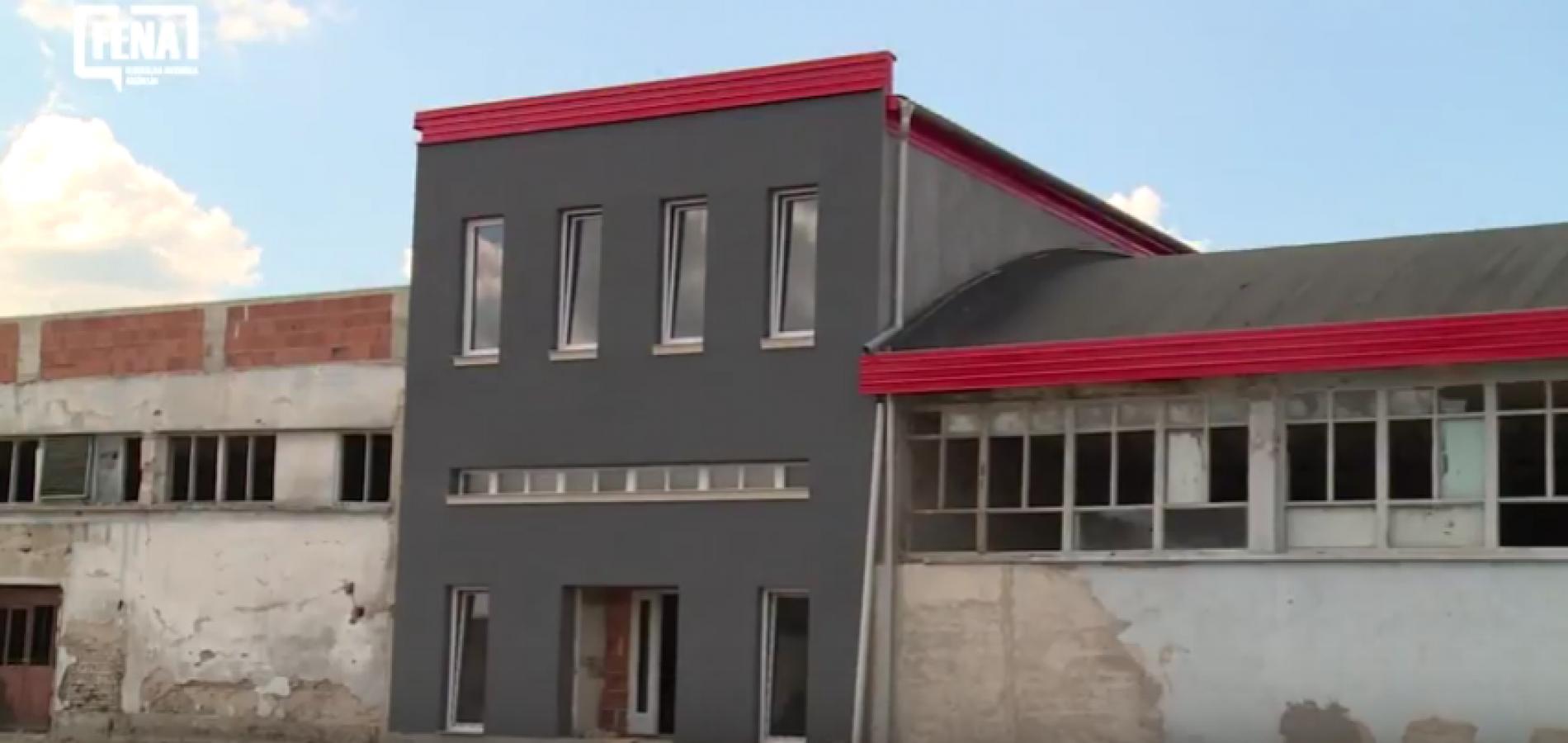 Dvadeset firmi obnavlja bihaćki Kombiteks (VIDEO)