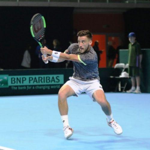 Džumhur protiv Britanca Edmunda za finale ATP turnira u Winston-Salemu