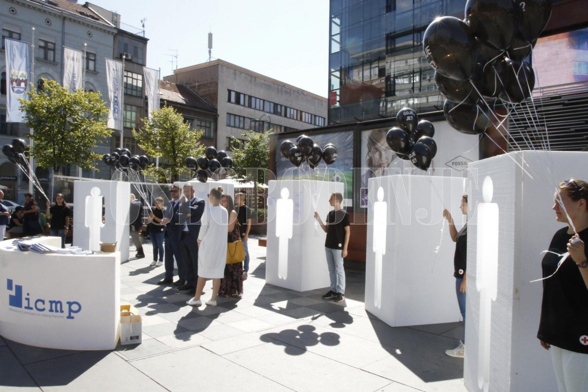 Sarajevo: Obilježen Međunarodni Dan nestalih