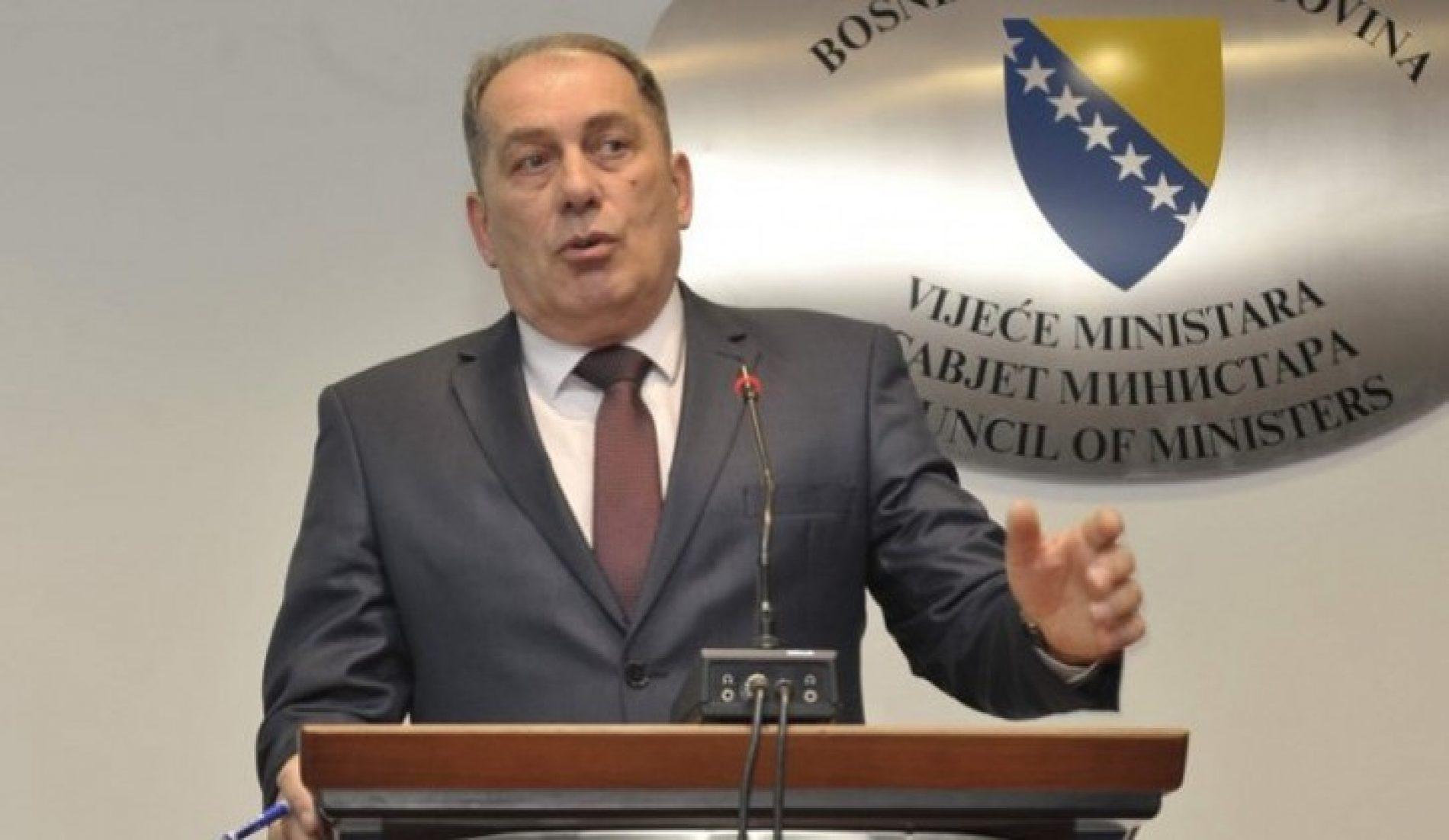 Državni ministar sigurnosti: 'Ovdje je nekome ujutro kafa gorka ako nije bilo terorizma'