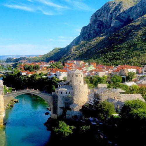 41 stepen Celzijusa – Mostar je danas u podne bio najtopliji grad u regionu