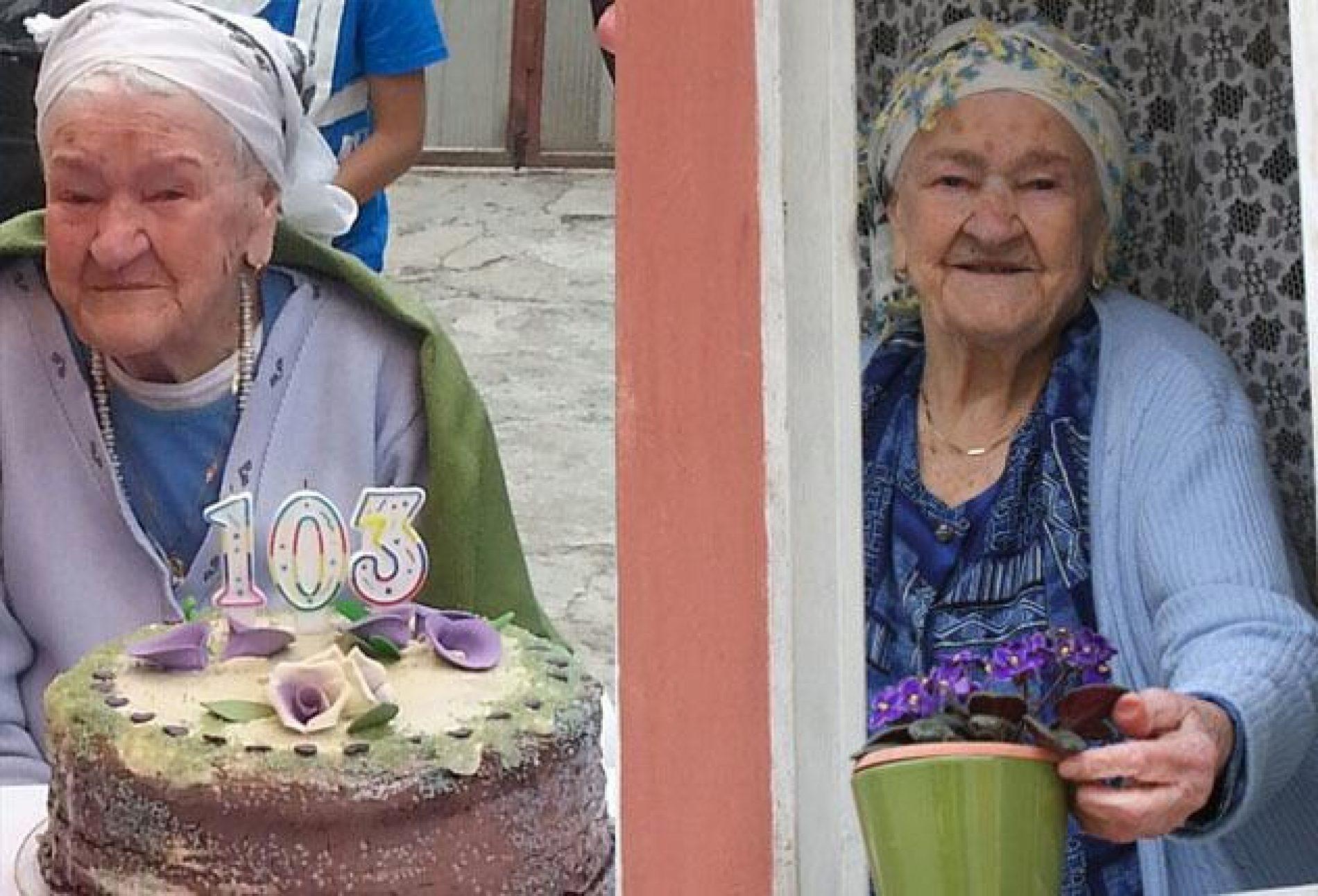 Mladalački duh Ajke-hanume Lokmić u 103. godini