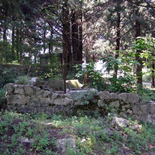 Ostaci džamije u Neumu koja je postojala do 1927. godine (Foto)