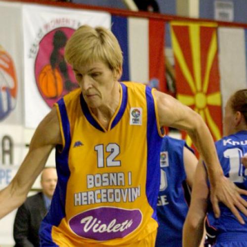 Veliko priznanje za proslavljenu bosansku košarkašicu: Razija Mujanović u FIBA-inoj Kući slavnih