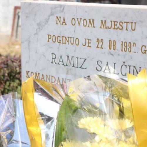 Obilježena godišnjica pogibije Ramiza Salčina