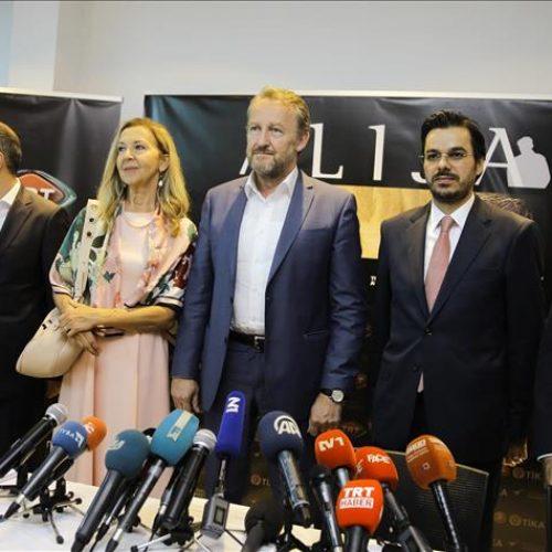 Sarajevo: Predstavljen projekt snimanja mini serijala o prvom bosanskom predsjedniku