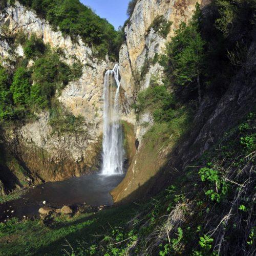 Velika čežnja legendarnog generala Mehmeda Alagića: Vodopad Blihe, visok 56 metara, biser je netaknute prirode