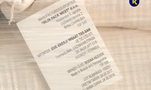 Mlinovi u Bosni i Hercegovini danonoćno melju brašno za tursko tržište (VIDEO)