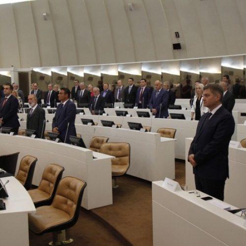 Poslanici PSBiH traže od RH i EU da obustavi gradnju Pelješkog mosta