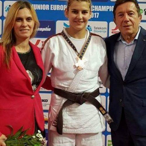 Aleksandra Samardžić osvojila bronzu na Evropskom U-21 prvenstvu u Mariboru