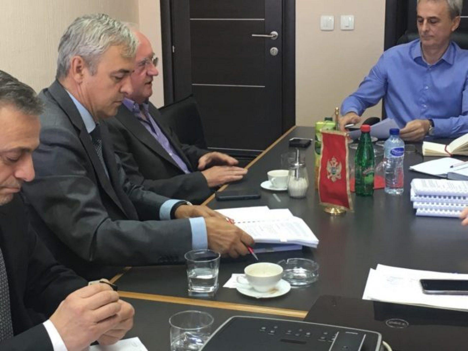 10 miliona KM vrijedan ugovor za Euro-Asfalt u Crnoj Gori
