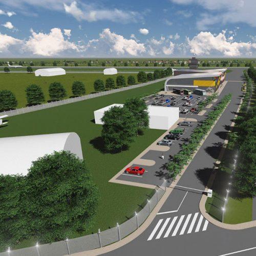 Uskoro počinju radovi na izgradnji aerodroma nadomak Bihaća