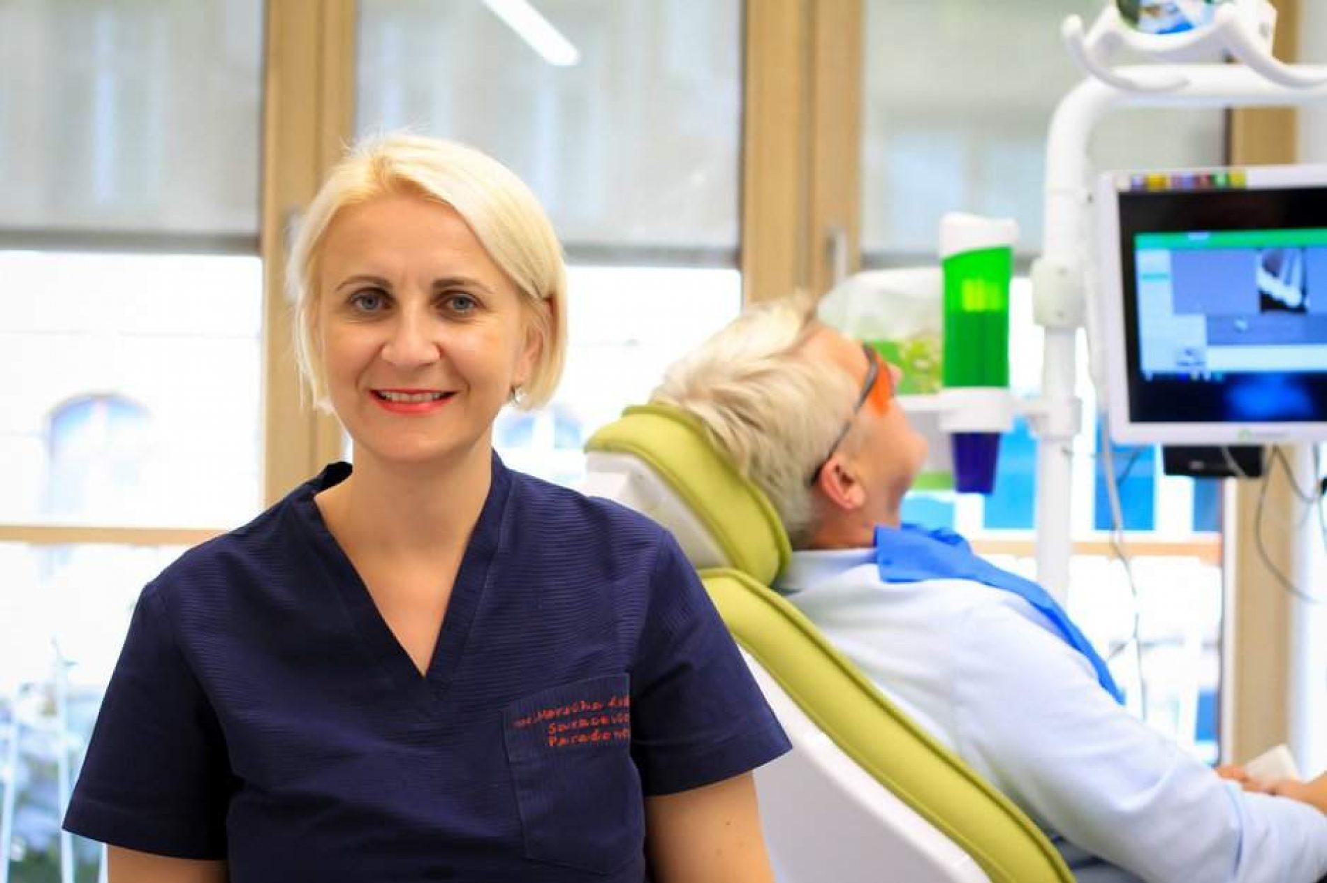 Dr. Mersiha Avdić-Saračević, ekspertica s diplomom Harvarda: napustila je New York i Kuvajt da bi liječila ljude u Sarajevu