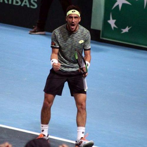 Džumhur bolji od četvrtog igrača svijeta: Trijumf za polufinale ATP turnira u Kini i novi skok na ATP listi