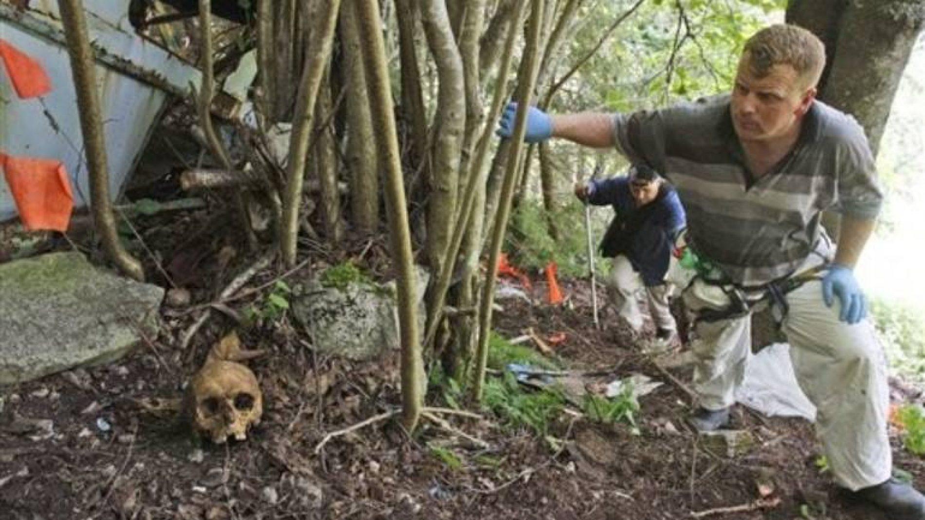 Časni pojedinci otkrivaju lokacije masovnih grobnica