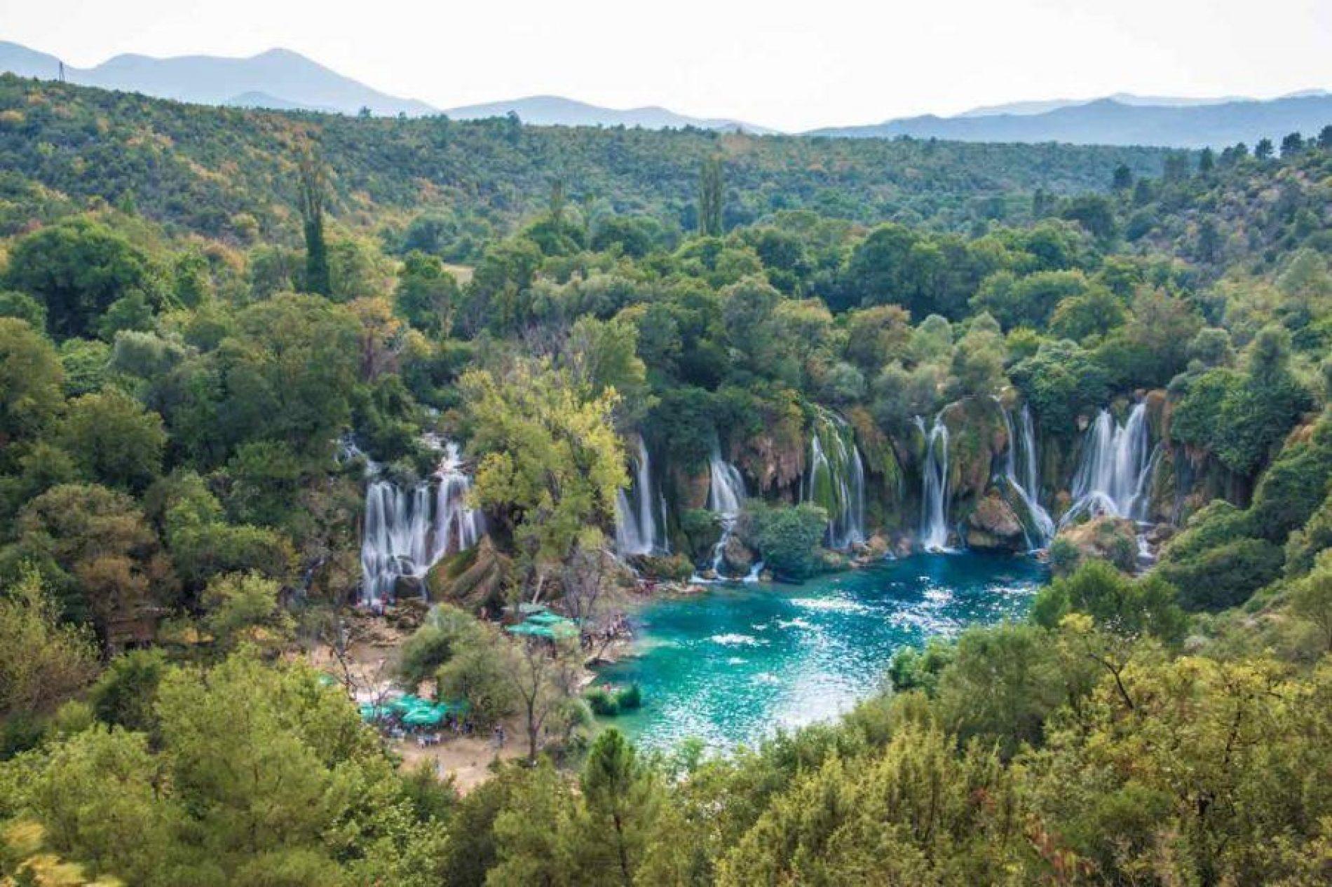 Vodopad koji iz godine u godinu plijeni sve veću pažnju: Kravice ove sezone posjetilo 150.000 turista
